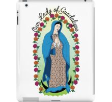Our Lady of Guadalupe iPad Case/Skin