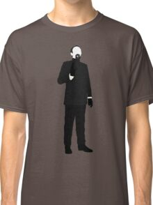 Doctor Who Enemies - The Master - Roger Delgado Classic T-Shirt