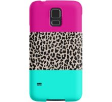 Leopard National Flag Samsung Galaxy Case/Skin