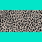 Leopard National Flag II by Mary Nesrala