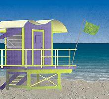 Lifeguard Platform by Janet Carlson