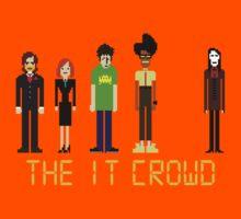 The IT Crowd :: version 4.0 Kids Clothes