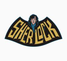 Sherlock Logo One Piece - Short Sleeve