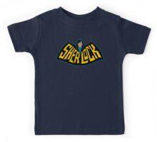 Sherlock Logo Kids Clothes