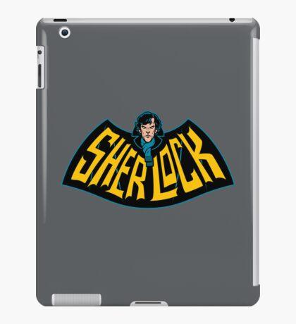 Sherlock Logo iPad Case/Skin