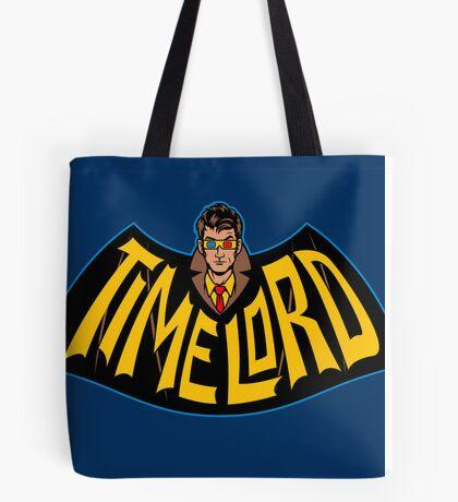 Time Lord Logo Tote Bag