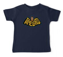 Time Lord Logo Baby Tee