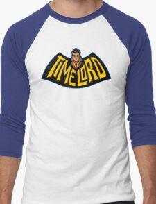 Time Lord Logo Men's Baseball ¾ T-Shirt