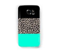 Leopard National Flag VII Samsung Galaxy Case/Skin