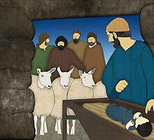 Nativity by Janet Carlson