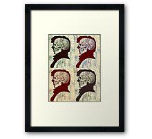 Genius4 Framed Print