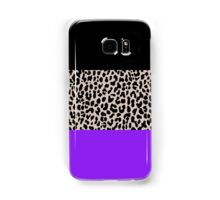 Leopard National Flag IX Samsung Galaxy Case/Skin