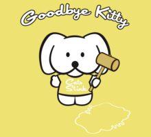 Goodbye Kitty Kids Tee