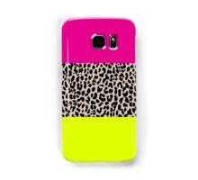 Leopard National Flag X Samsung Galaxy Case/Skin