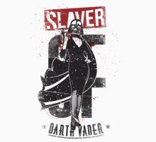 SLAVER of Darth Vader by SLAVER Clothing