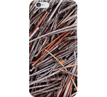 Pick up Sticks iPhone Case/Skin