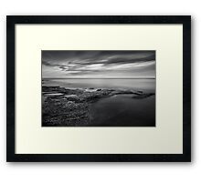 Mackensies Bay, Sydney, NSW Framed Print