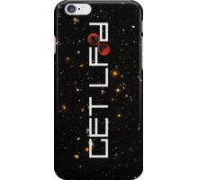 GetLF8d Logo + Name iPhone Case/Skin