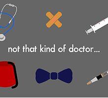Doctor Who by CallMeSra