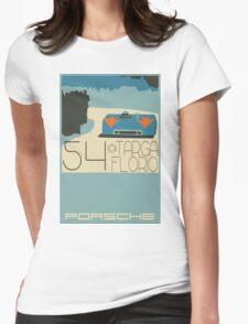 Targa Florio Womens Fitted T-Shirt