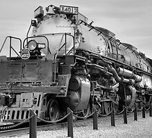 Biggest Badest Steam Locomotive Ever! by Gene Walls