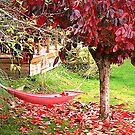 Autumn Hammock by triciamary