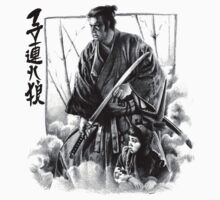 Samurai and Son by ipoeng