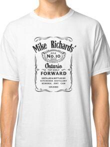 Top Shelf Whiskey (Black Text) Classic T-Shirt
