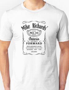 Top Shelf Whiskey (Black Text) T-Shirt