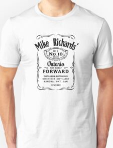 Top Shelf Whiskey (Black Text) Unisex T-Shirt