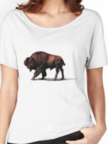 Buffalo Women's Relaxed Fit T-Shirt
