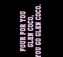 Glen Coco go go by dare-ingdesign