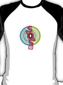 SOS Brigade The Meloncholy Of Haruhi Suzumiya T-Shirt