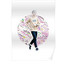 Kwon Soonyoung (Hoshi) - Simple & Cute. Poster