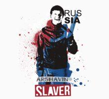 SLAVER Arshavin by SLAVER Clothing