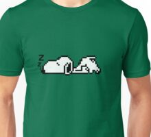 snoozy snoopy Unisex T-Shirt
