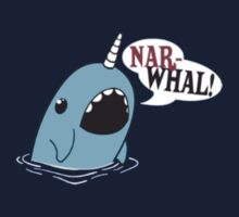 Narwhal! One Piece - Short Sleeve