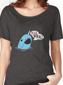 Narwhal! Women's Relaxed Fit T-Shirt