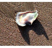 Treasure on the sand Photographic Print