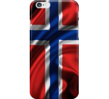 Flags of the World -Norway iPhone Case/Skin