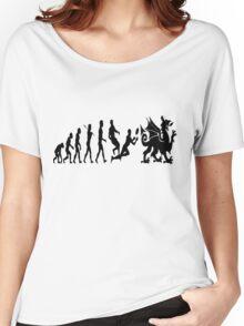 Welsh evolution Women's Relaxed Fit T-Shirt