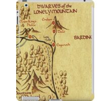 The Lonely Mountain iPad Case/Skin