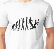 Rugby evolution Unisex T-Shirt