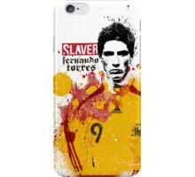 SLAVER Fernando Torres iPhone Case/Skin