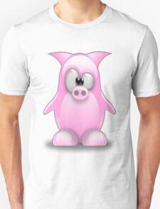 Piggy tux Unisex T-Shirt