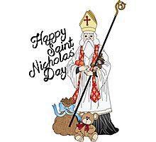 Saint Nicholas' day Photographic Print