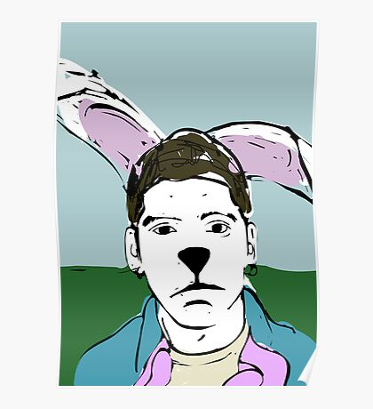 Adolescent from My Year as a Rabbit Poster