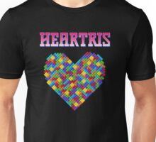 Heartris (w/ Text) Unisex T-Shirt