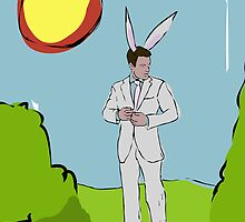 Summer from My Year as a Rabbit by Jimmy Sellars