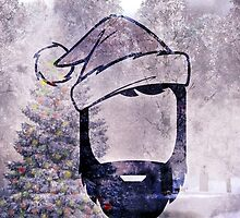 A Very Hipster Christmas by Bearded Wonder Kid by Edwin Culling